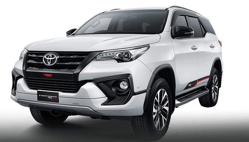 2018 Toyota Fortuner 2.4G AT  SUV