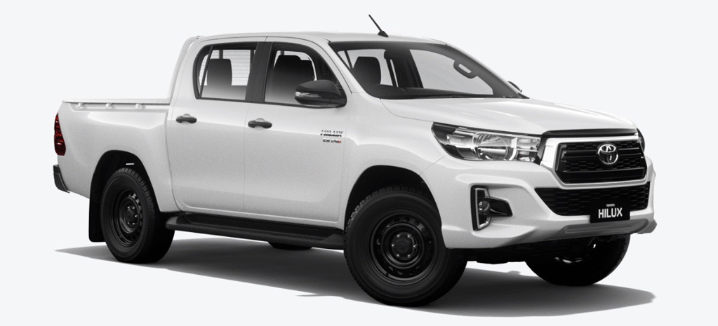 2019 Toyota Hilux Conquest 4×4 AT Pick-Up Truck
